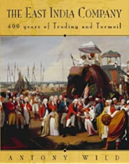 What is a good thesis statement for a research paper on The East India Trading Company?