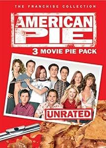 American Pie:3 Movie Pack (Bilingual)