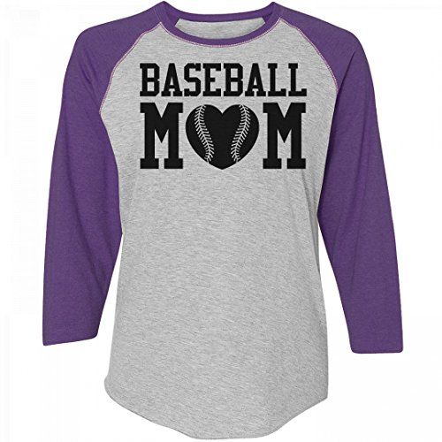 Womens All Star Rib Raglan - 4