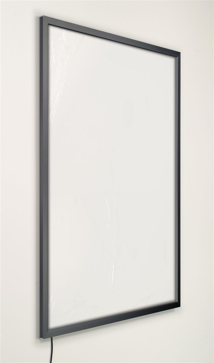 displays2go 55,9 x 71,1 cm beleuchtet Poster Rahmen für Wand ...