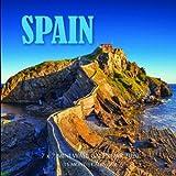 Spain 7 x 7 Mini Wall Calendar 2020: 16 Month Calendar