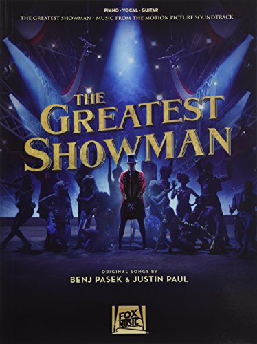 The Greatest Showman: Music from the Motion Picture Soundtrack (Book Pvg Sheet Music)