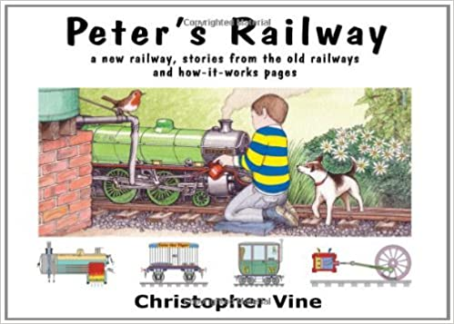 Some Stories from the Old Railways and How-it-works Bk the Story of a New Railway 1 Peters Railway