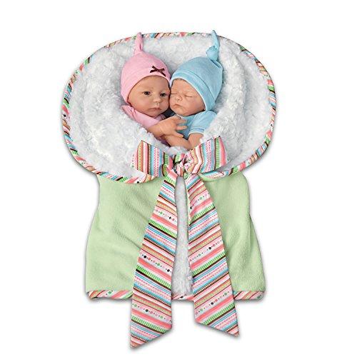 Ashton Drake Lifelike Twin Baby Donna