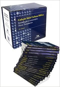 Coleção introdução e comentário - Novo Testamento - 20 livros (Série Cultura Bíblica)