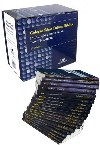 Introdução E Comentario Do Novo Testamento - Série Cultura Bíblica