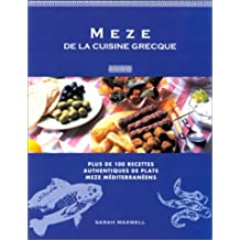 Mezé de la cuisine grecque