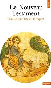 Le Nouveau Testament par Osty