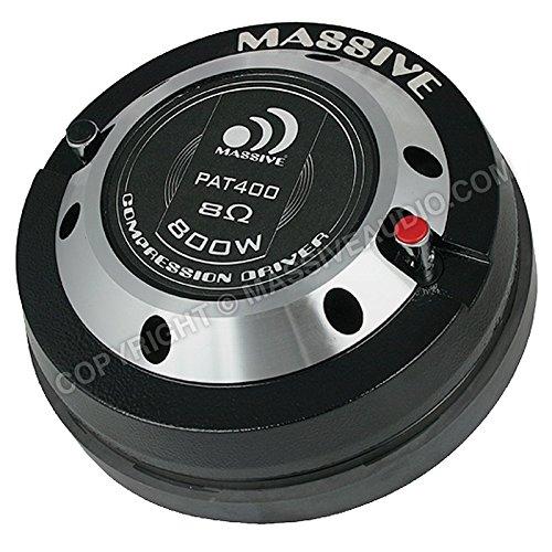 (Massive Audio PAT400-800 Watt / 200w RMS, 4