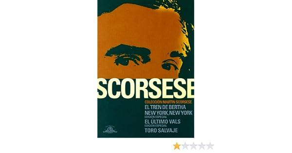 Martin Scorsese - Bxs 4 Titulos [DVD]: Amazon.es: Cine y Series TV