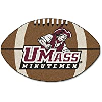 Fanmats UMass Football Rug 22 x35