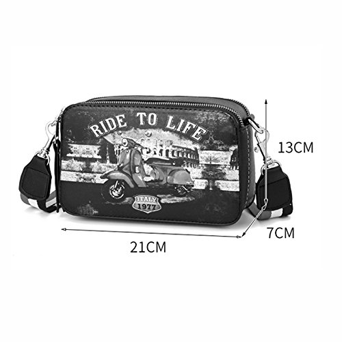 Student Shoulder Bag Summer Casual Beauty Glamorous Mini zw1q6xfR