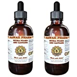 Muira Puama and Catuaba Liquid Extract Supplement Tincture Supplement 2x4 oz