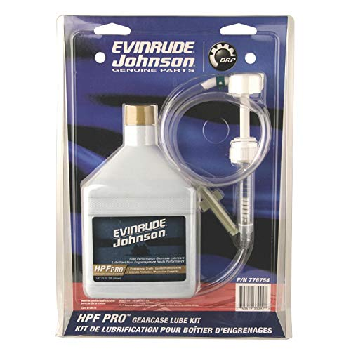 Johnson Evinrude HPF PRO Gearcase Lube Kit Pump 0778754