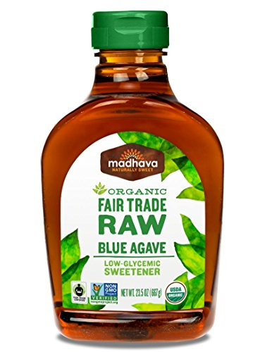 Nectar Agave Organic Raw (Madhava Raw Agave Nectar 23.5 oz)
