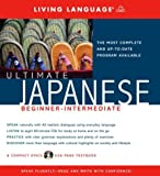 Ultimate Japanese Beginner-Intermediate (Book and CD Set): Includes Comprehensive Coursebook and 8 Audio CDs (Ultimate Beginner-Intermediate)