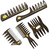 5 PCS Hair Comb Styling