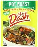 Mrs. Dash Seasoning Mix, Pot Roast, 1.25 Ounce (Pack of 12)
