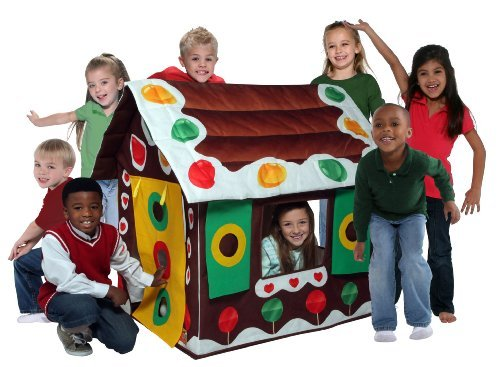 Bazoongi Gingerbread Play Tent by Bazoongi