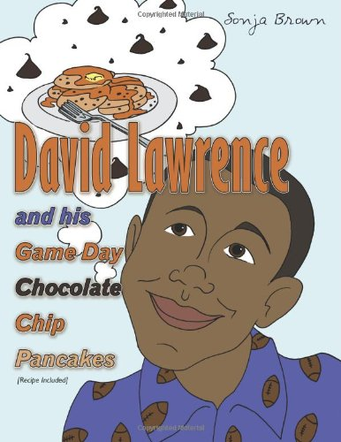 David Lawrence and His Game Day Chocolate Chip Pancakes