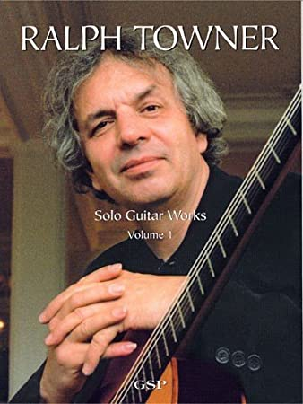 Ralph Towner: Solo Guitar Works Volume 1. Partituras para Guitarra ...