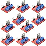 WGCD 10 PCS IRF520 MOSFET Driver Module for Arduino Raspberry Pi