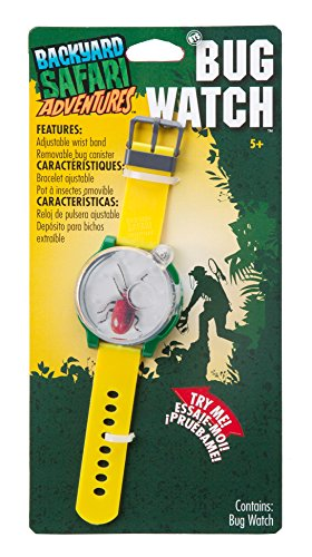 Backyard Safari Adjustable Bug Watch, Colors May Vary