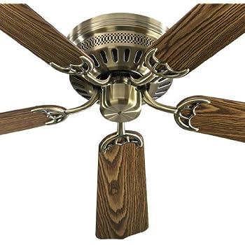Quorum 11425 4 Custom Hugger 42 Quot Ceiling Fan Antique