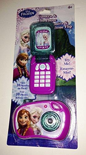 Disney Frozen Toy Camera & Flip Phone, Cameras - Amazon Canada