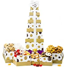 Gift Basket - Box Tower - 6 Tier - Perfect for All Occasions