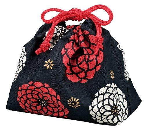 HYACCA 53746 HAKOYA drawstring bag black (japan import)