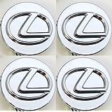 4pcs. NEW Lexus wheel center caps hub cap ES300 IS300 GS430 RX330 GS300 SET by Replacement