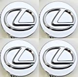wheel center caps lexus - 4pcs. NEW Lexus wheel center caps hub cap ES300 IS300 GS430 RX330 GS300 SET