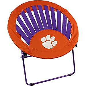 College Covers Clemson Tigers NCAA Rising Sun Bungee Chair from College Covers