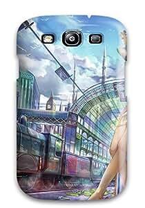 Waterdrop Snap-on Artwork Anime Fuji Choko Case For Galaxy S3