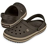 Crocs Unisex Crocband Rubber Clogs and Mules