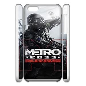 iPhone 6 4.7 Inch Cell Phone Case 3D games Metro 2033 Redux Game Present pp001-9535971