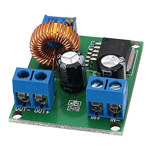 5pcs DC-DC 3V-35V To 4V-40V Adjustable Boost Step Up Power Module 3V 5V 12V To 19V 24V 30V 36V - Arduino Compatible SCM & DIY Kits