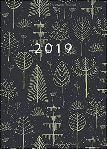 Amazon.com: 2019: Mini Kalender ca. DIN A6 | 1 Woche auf 2 ...