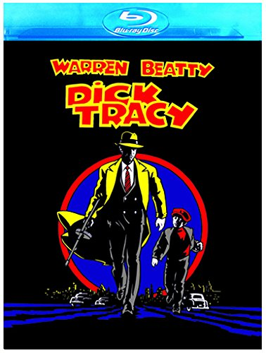 Blu-ray : Dick Tracy (Repackaged)