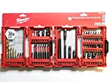 Milwaukee 48-32-4017 56-Piece Shockwave Impact Duty Drill and Drive Set