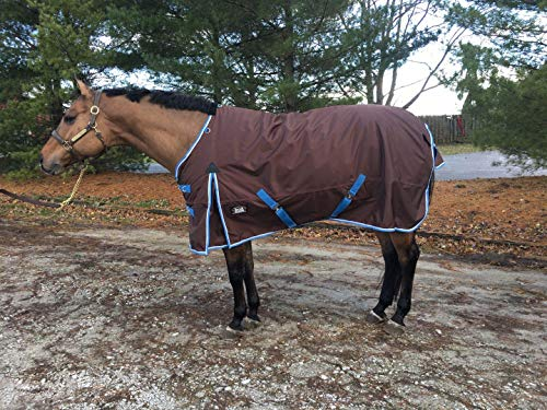Barn & Stable Horse Blanket Turnout Blanket 1680D, 210D Lining and 200grm - Turnout 1680d Blanket
