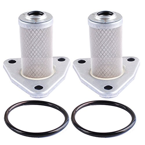 HIFROM Oil Filter O-Ring Kit for EZGO TXT Medalist 4 Cycle 295/350cc Gas Golf Cart 1991-2008 Replacement 26591G01