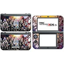 Fire Emblem Fate Birthright Conquest Special Edition Video Game Vinyl Decal Skin Sticker Cover for the New Nintendo 3DS XL 2015 System Console