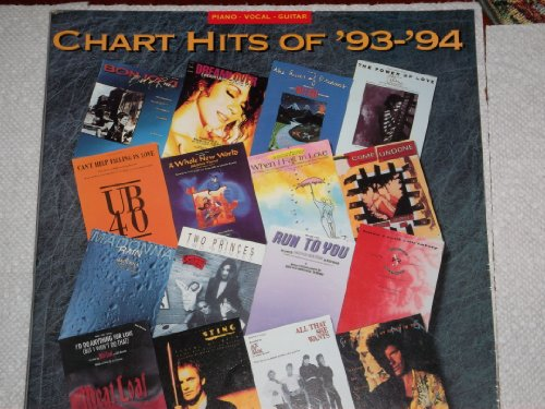 Chart Hits Of '93-'94 - I Love Charts