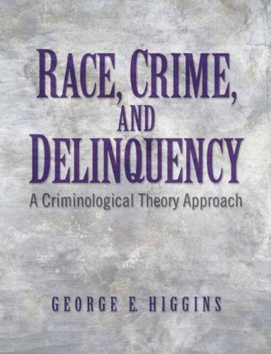 Race, Crime, and Delinquency