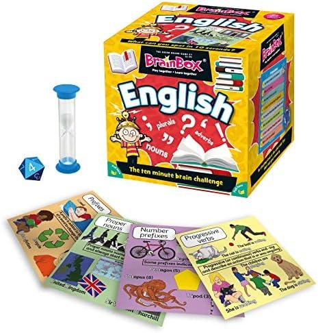 ボックス 英語 学習