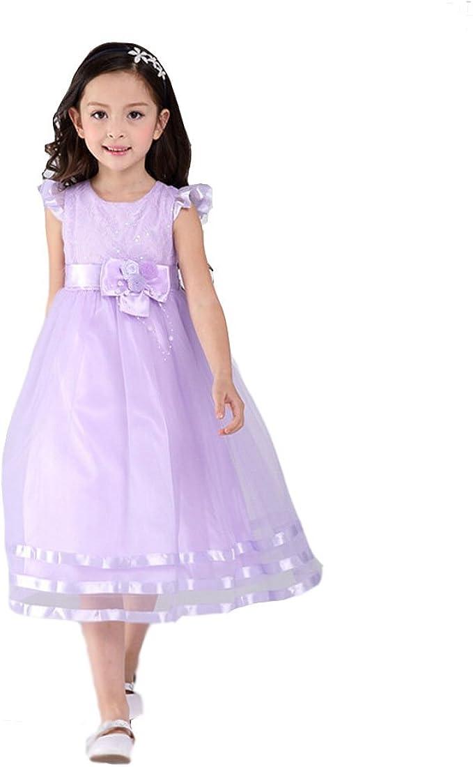 Lila kleid standesamt
