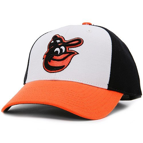 American Needle Baltimore Orioles 1983 MLB Cooperstown Fitted Cap - Baltimore Orioles Series Player