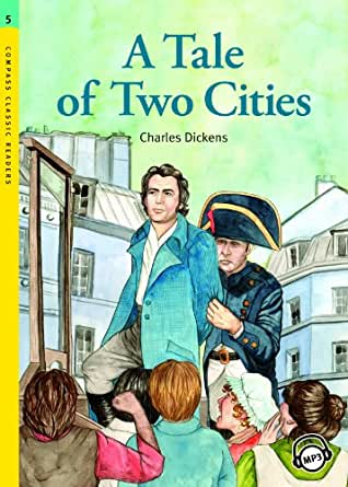 readers are enthralled by a tale of two cities by charles dickens A tale of two cities by charles dickens, free study guides and book notes  including  immediately the reader can begin to draw parallels between the  book's  dickens, who was fascinated with french history, especially the french .